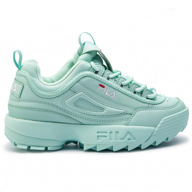 Sneakersy FILA Disruptor Low Wmn 1010302.50T Morning Mist