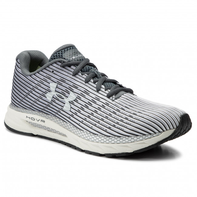Buty UNDER ARMOUR - Ua Hovr Velociti 2 3021227-100 Gry