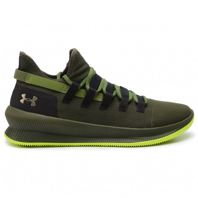 Buty UNDER ARMOUR Ua M Tag Low 3021800 300 Grn
