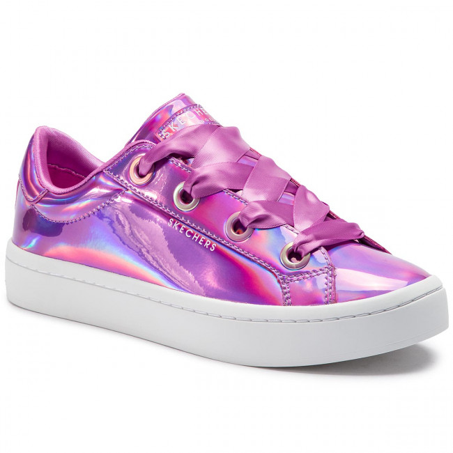 Sneakersy SKECHERS - Liquid Bling 958/PNK Pink