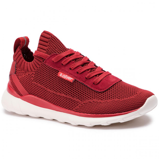 Sneakersy S.OLIVER - 5-13642-22 Red 500