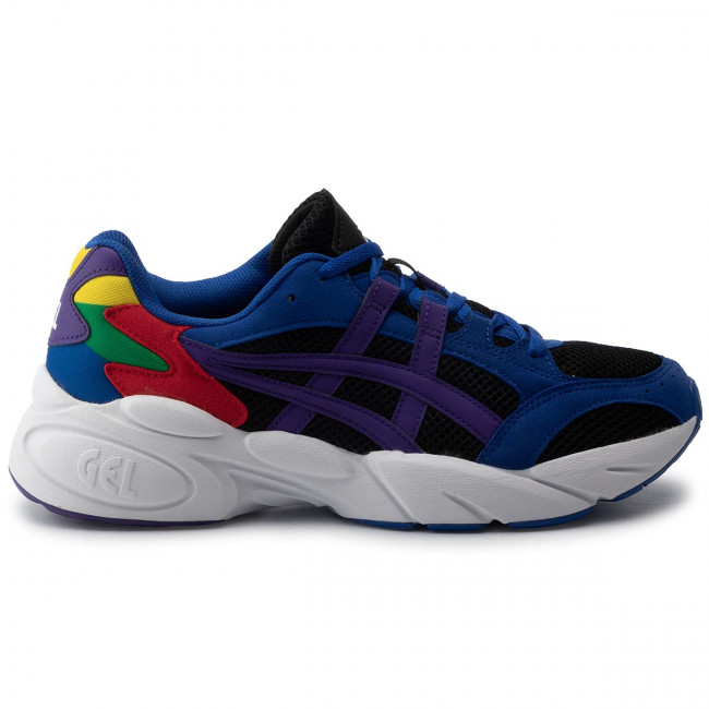 Buty ASICS Gel Bnd 1021A145 BlackGentry Purple 002
