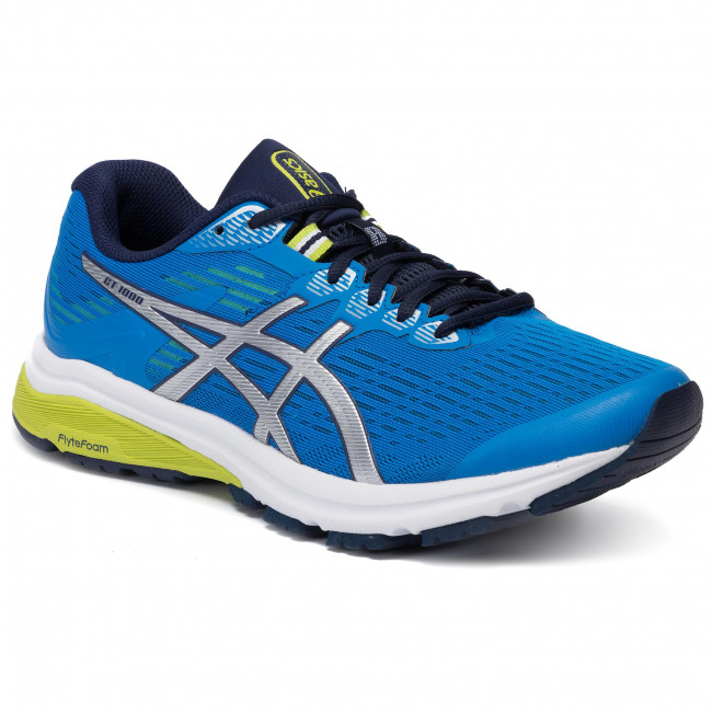Buty ASICS Gt 1000 8 1011A540 Electric BlueSilver 401