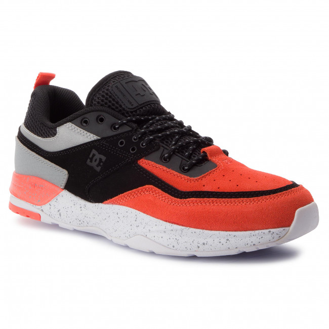 Sneakersy Dc - E.tribeka Se Adys700142 Black/orange (bo1) Półbuty Męskie