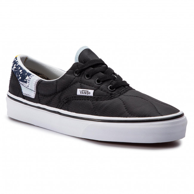 Tenisówki VANS - Era VN0A38FRVP61 (Mixed Quilting) Black/Tr