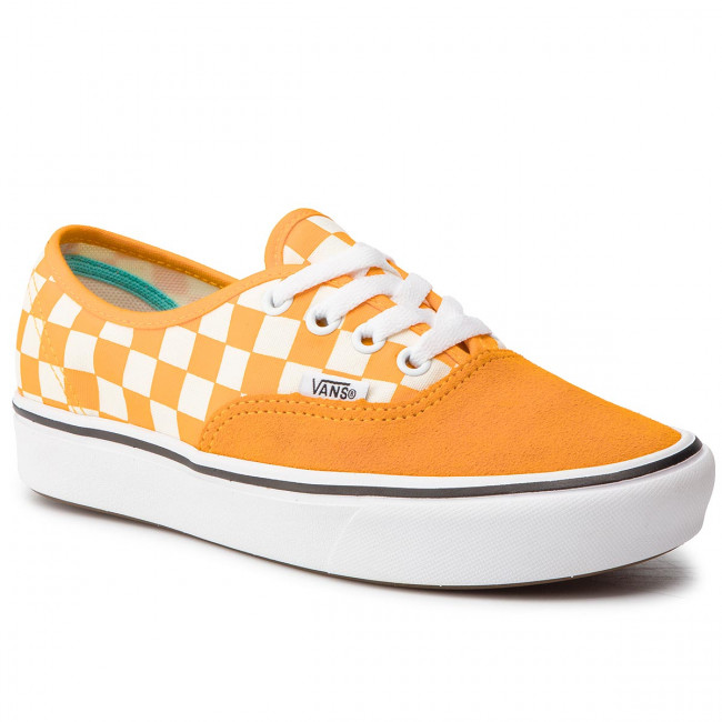 Tenisówki VANS Comfycush Authent VN0A3WM7VNC1 (Checker) ZinniaTrue Wht