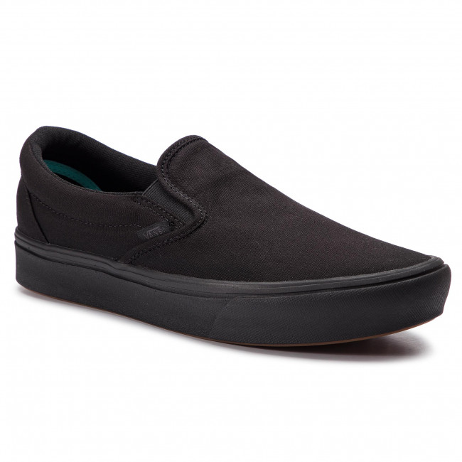 Vans Comfycush Slip On W BlackBlack
