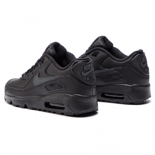 Buty NIKE Air Max 90 Ltr (GS) 833412 022 BlackAnthracite