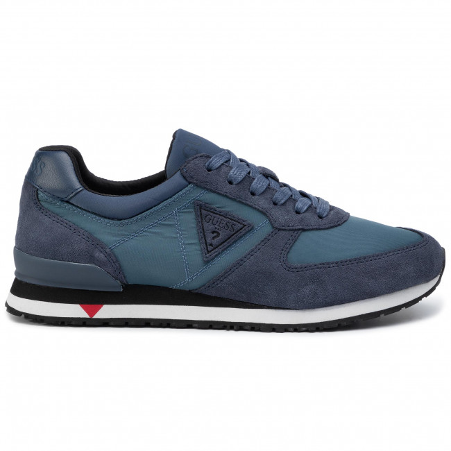 Sneakersy GUESS Chat FM7CHT SUE12 BLUE