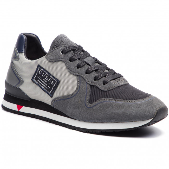 Sneakersy GUESS New Glorym FM7NGL SUE12 GREY