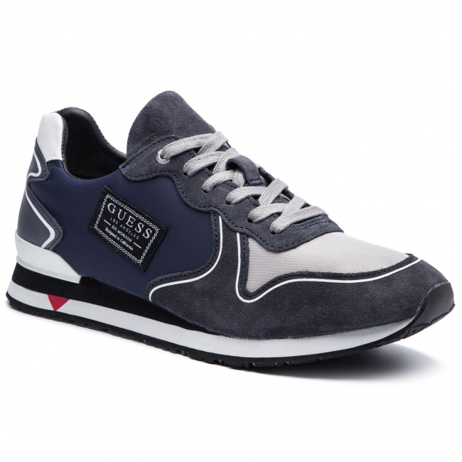 Sneakersy GUESS FMLOW4 SUE12 NAVY