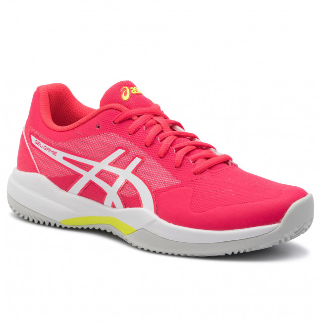 Buty ASICS - Gel-Game 7 Vlay/Oc 1042A038 Laser Pink/White 705