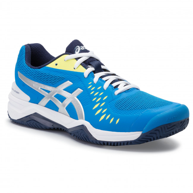 Buty ASICS Gel Challenger 12 Clay 1041A048 Electric BlueSilver 400