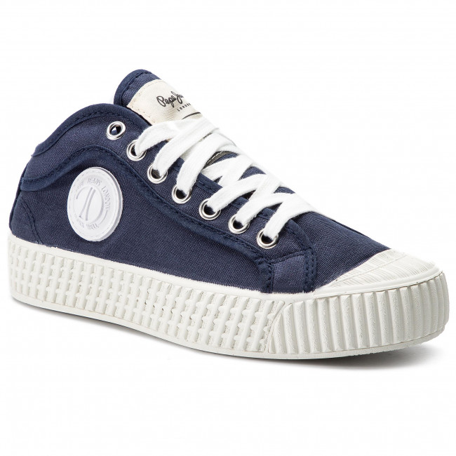 Trampki PEPE JEANS - In-G Hi Boys PBS30404 Navy 595