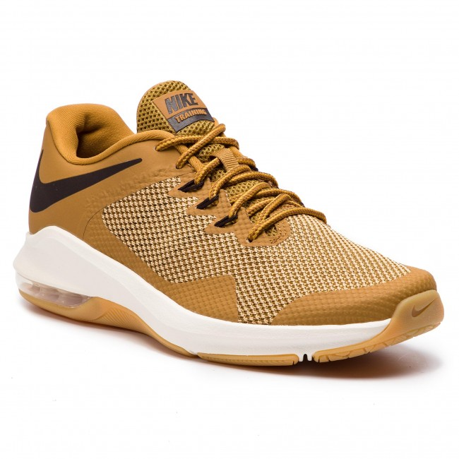 Buty NIKE Air Max Alpha Trainer AA7060 700 WheatVelvet BrownClub Gold