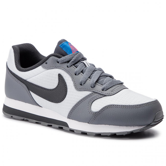 Buty NIKE - Md Runner 2 (GS) 807316 015 Pure Platinum/Anthracite