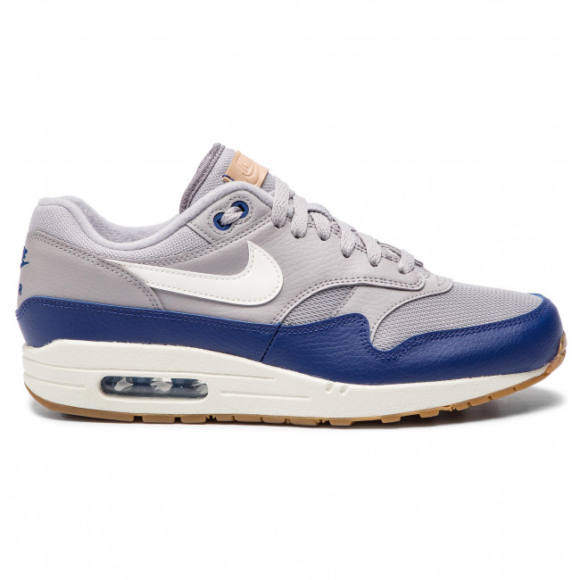 Buty Nike Air Max 1 (atmosphere greysail deep royal blue)