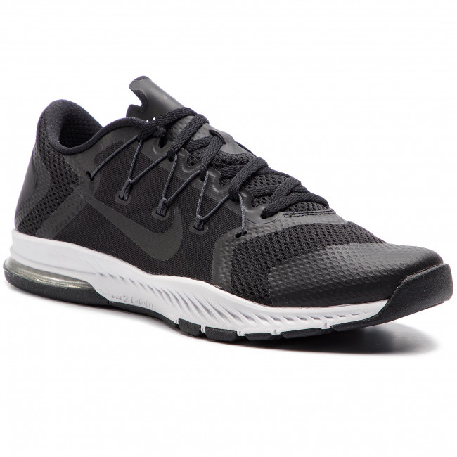Buty Nike - Zoom Train Complete 882119 002 Black/anthracite/white Fitness Sportowe Męskie
