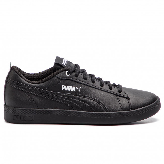 Sneakersy PUMA Smash Wns v2 L 365208 03 Puma BlackPuma Black