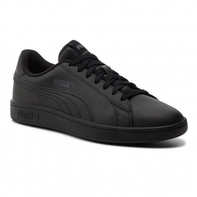 Sneakersy PUMA Smash V2 L 365215 06 Puma BlackPuma Black