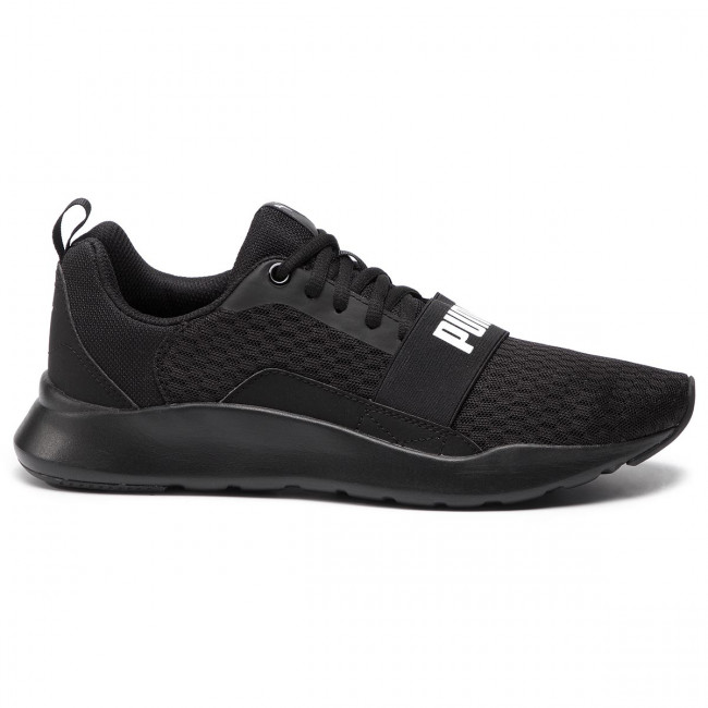 Buty PUMA Wired 366970 01 Puma BlackPuma BlackBlack