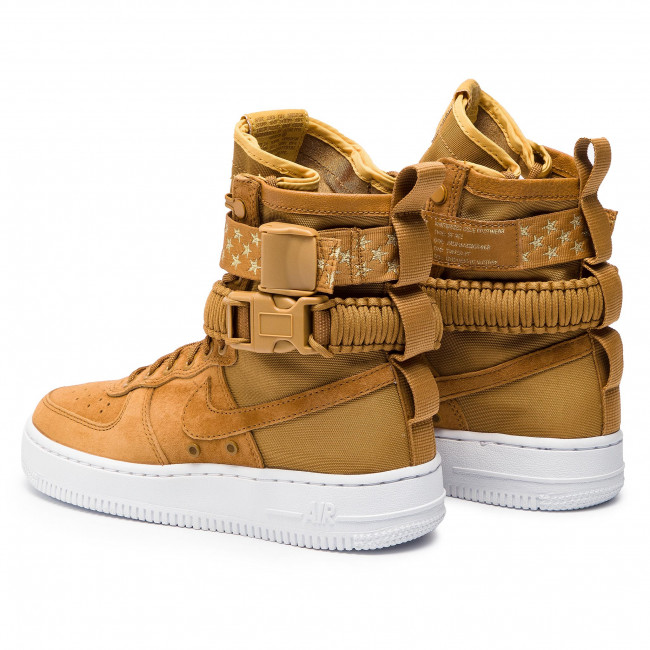 Nike W SF Air Force 1 Muted Bronze Muted Bronze