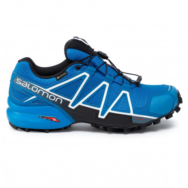 Shoes SALOMON Speedcross 4 Gtx GORE TEX 406604 27 V0 Sky DiverIndigo BuntingBlack