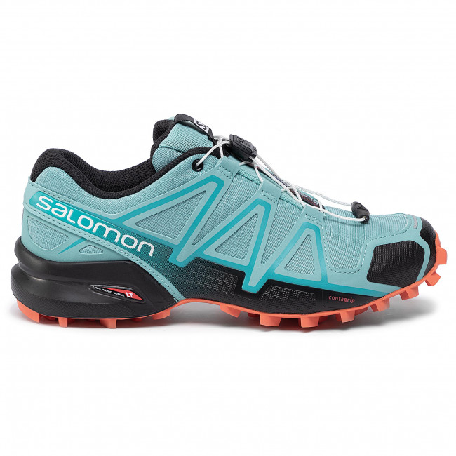Salomon Buty Speedcross 4 W 407866 23 V0 MeadowbrookBlackExotic Orange