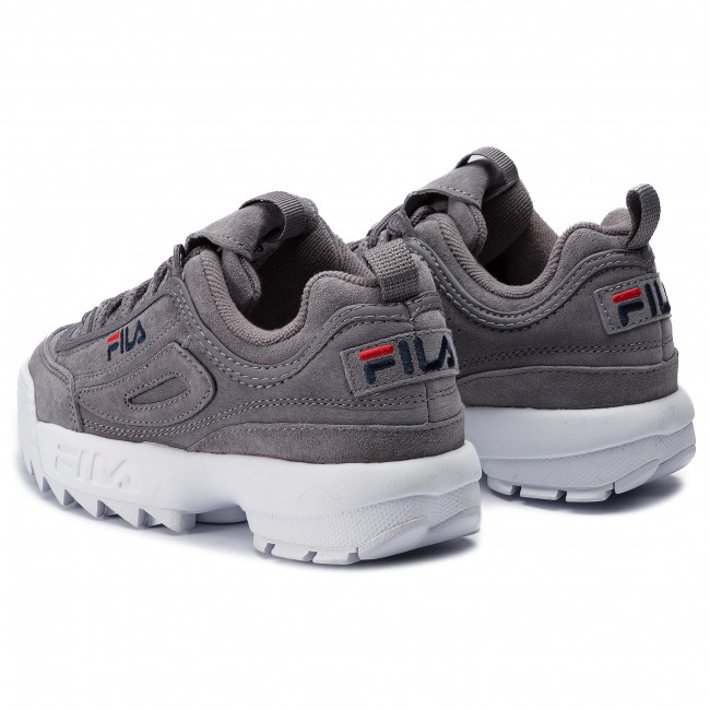 Sneakersy FILA Disruptor S Low Wmn 1010436.6QW Monument