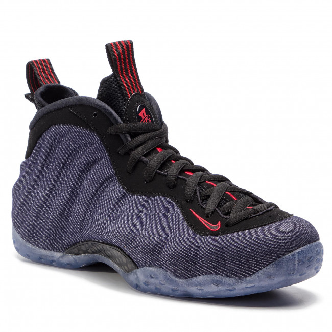 Buty NIKE - Air Foamposite One 314996 404 Obsidian/Black/University Red