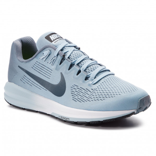 3cb1f7f8 Buty NIKE - Air Zoom Structure 21 904701 400 Armory Blue/Armory Navy ...