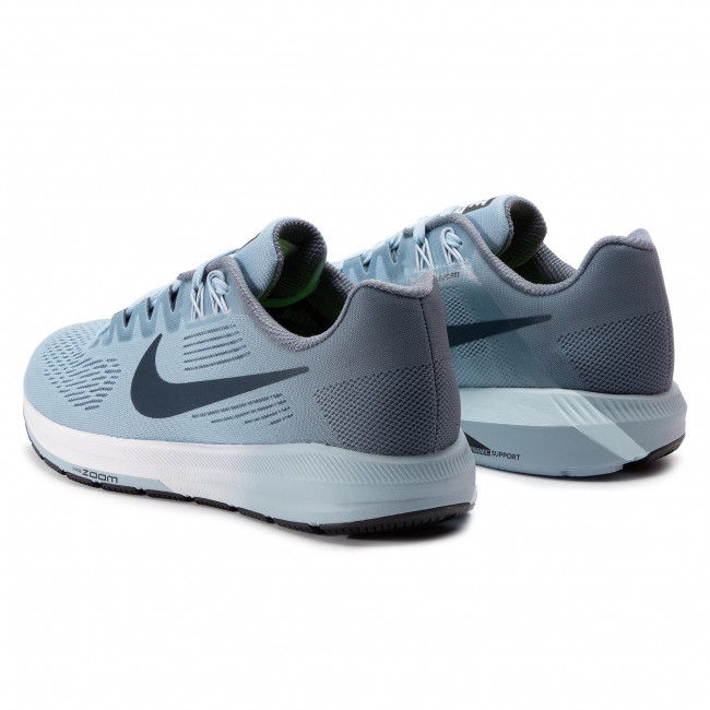 Buty NIKE Air Zoom Structure 21 904701 400 Armory Blue
