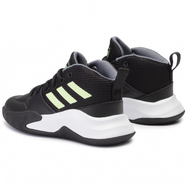 Buty Adidas Ownthegame Kids Wide EF0308