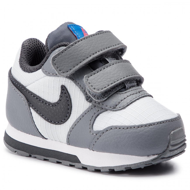 Buty NIKE - Md Runner 2 (TDV) 806255 015 Pure Platinum/Anthracite