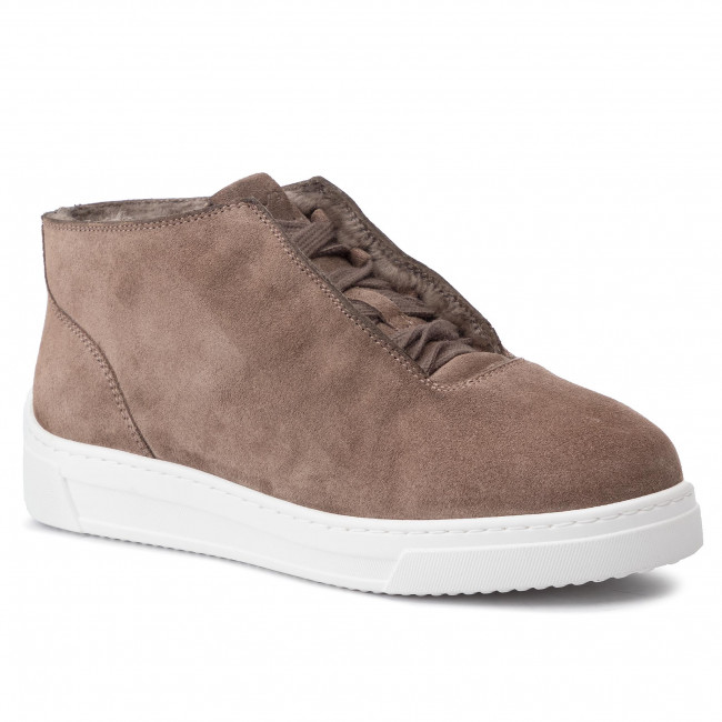 Sneakersy UNISA - Finis Bs Taupe