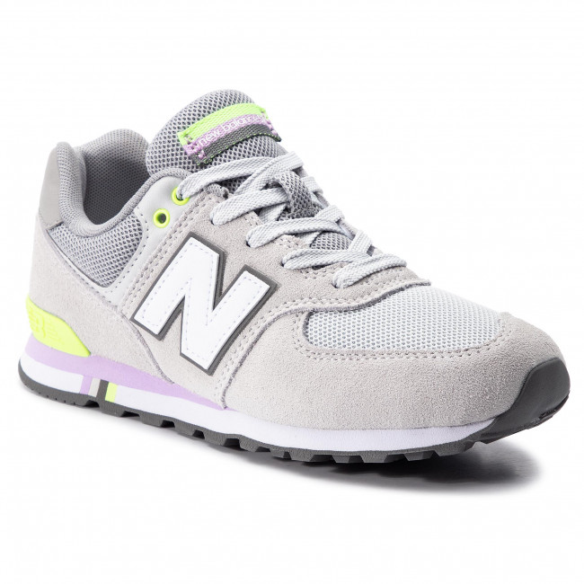 Sneakersy NEW BALANCE - GC574NSP Szary