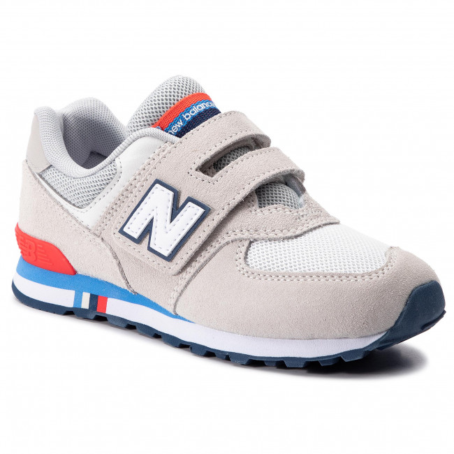 Sneakersy NEW BALANCE - YV574NCR Beżowy