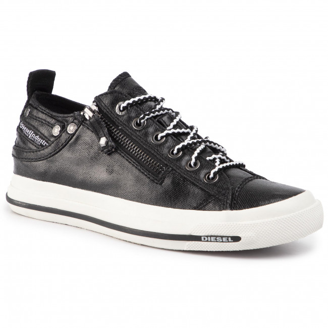 Tenisówki DIESEL - Expo-Zip Low W Y01829 PR402 T8013 Black