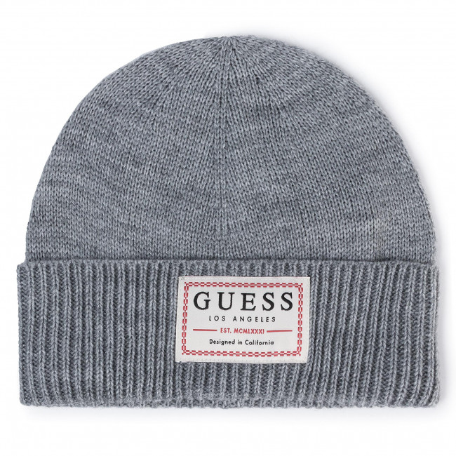 Czapka GUESS - Not Coordinated Hats AM8585 WOL01  GRY