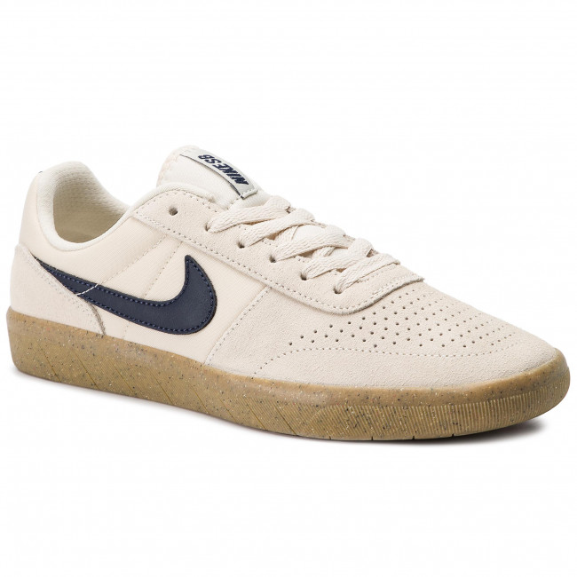 Buty NIKE - Sb Team Classic AH3360 201 Light Cream/Obsidian