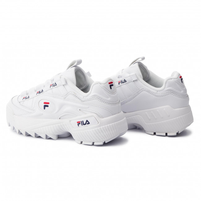 Sneakersy FILA D Formation Wmn 5CM00514.125 WhiteFila NavyFila Red