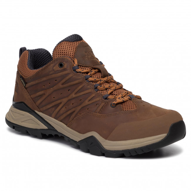 Trekkingi THE NORTH FACE Hedgehog Hike II Gtx GORE TEX NF0A39HZH07 Timber TanIndia Ink