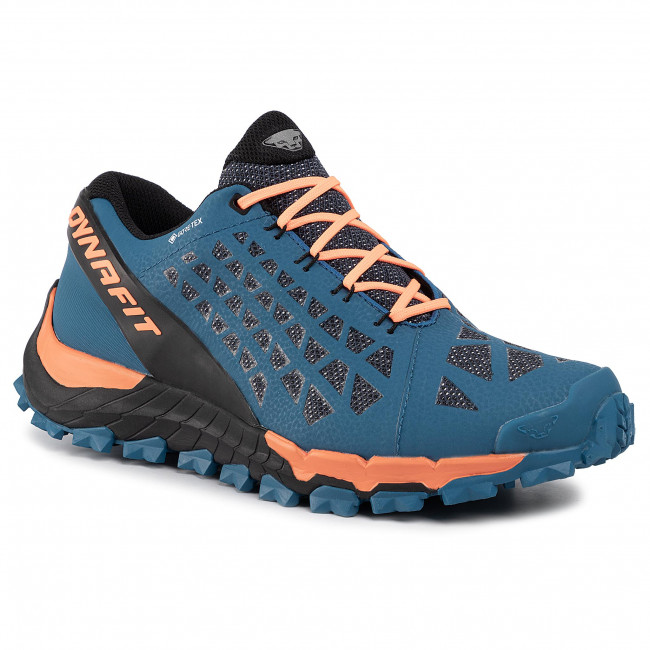 Batai DYNAFIT - Trailbreaker Evo Gtx GORE-TEX 64049 Mykonos Blue/Shoking Orange 8768