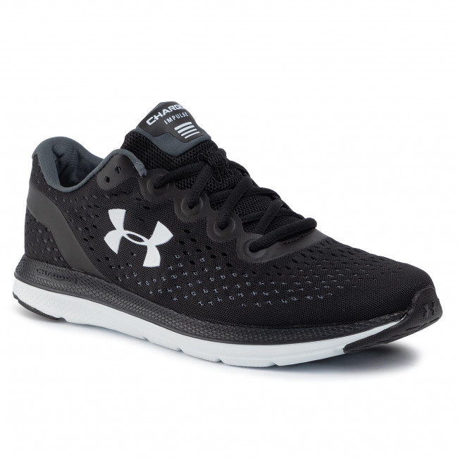 Buty UNDER ARMOUR - Charged Impulse 3021950-002 Blk