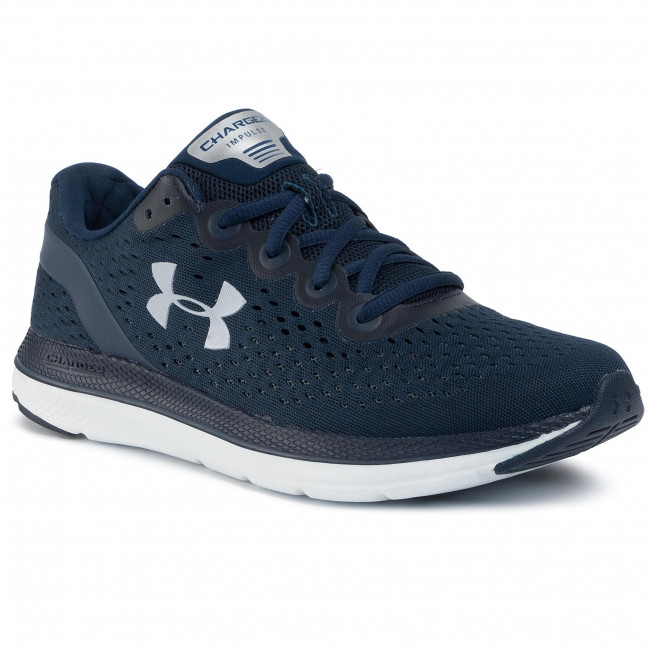 Buty UNDER ARMOUR - Ua Charged Impulse 3021950-400 Nvy