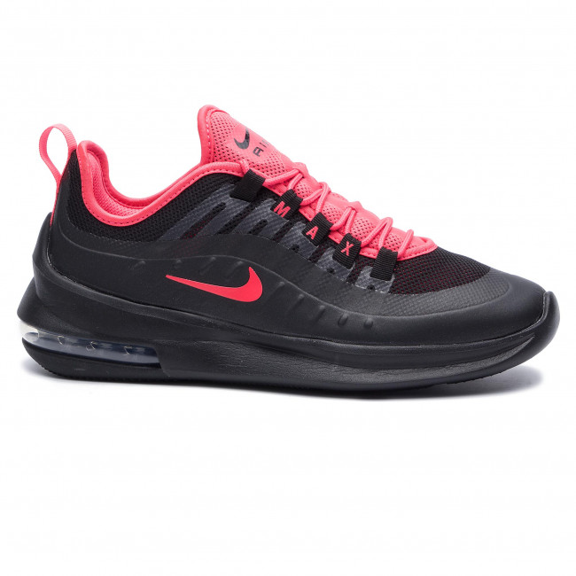 f07a86cb Buty NIKE - Air Max Axis AA2146 008 Black/Red Orbit - Sneakersy ...