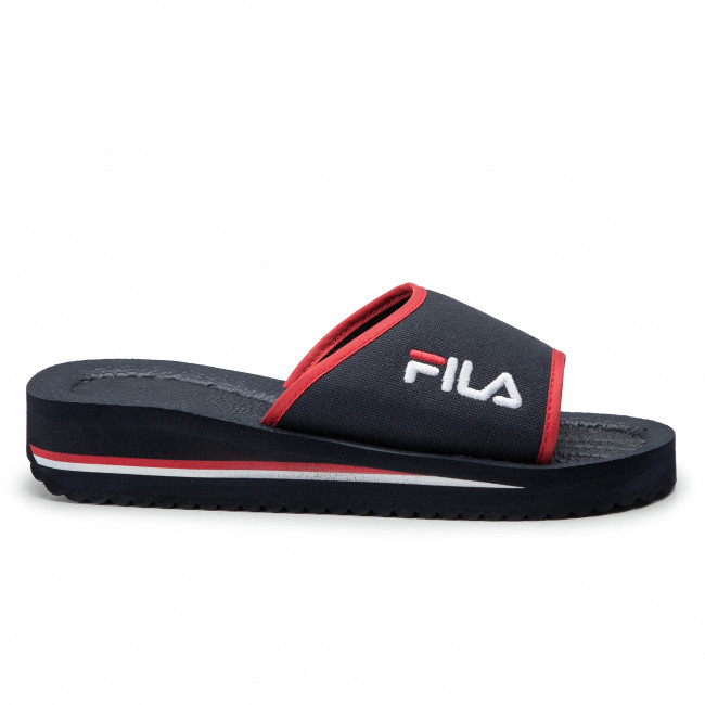 Klapki FILA Tomaia Slipper 1010289.29Y Dress Blue