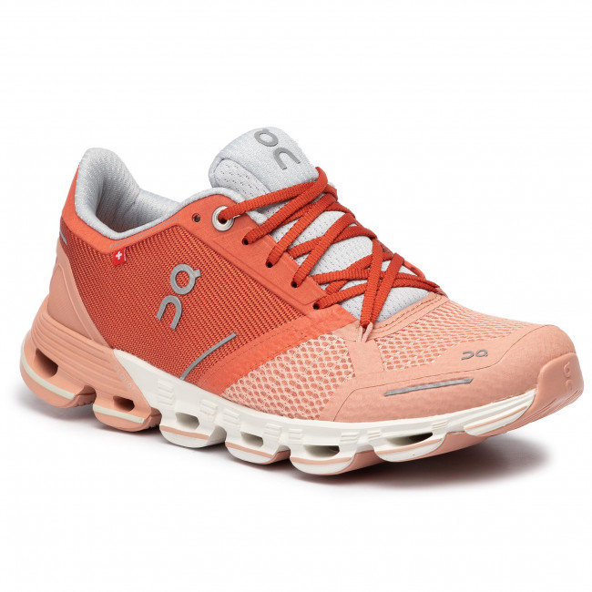 Buty ON - Cloudflyer 000011 Ginger/White