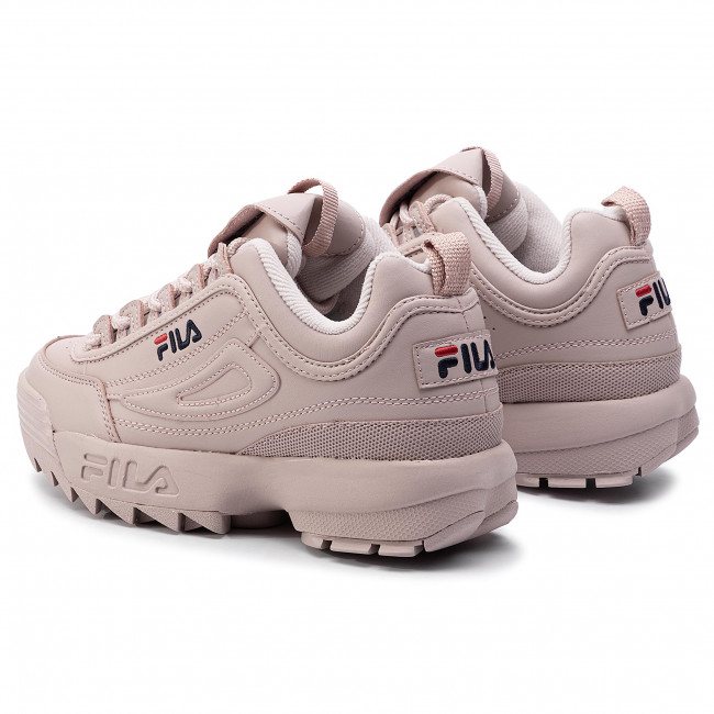 Sneakersy FILA Disruptor Low Wmn 1010302.71P Rose Smoke