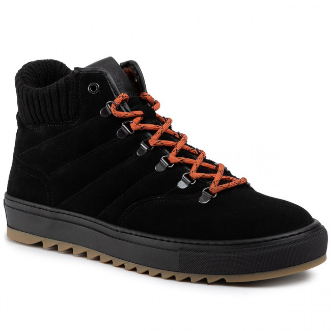 Sneakersy MARC O'POLO - 908 24996301 315  Black  990 1